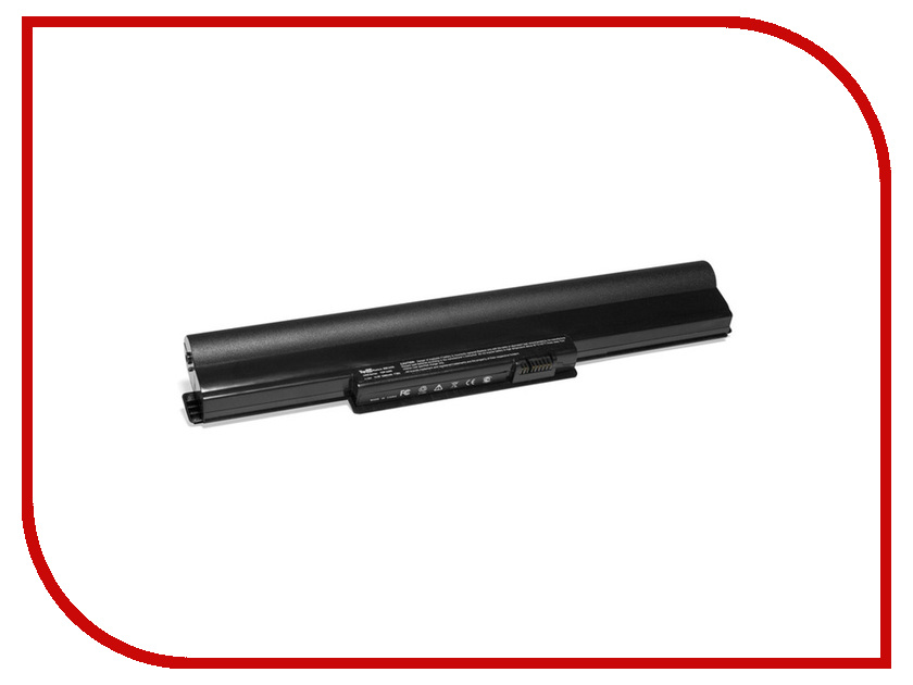 Аккумулятор TopON TOP-U455 14.8V 5200mAh Black for Lenovo IdeaPad U450/U455 Series