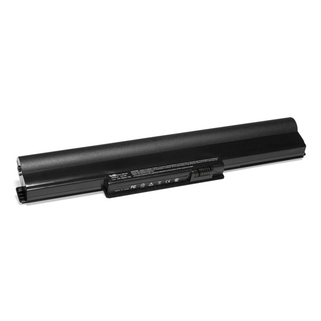 Аккумулятор TopON TOP-U455 14.8V 5200mAh Black for Lenovo IdeaPad U450/U455 Series