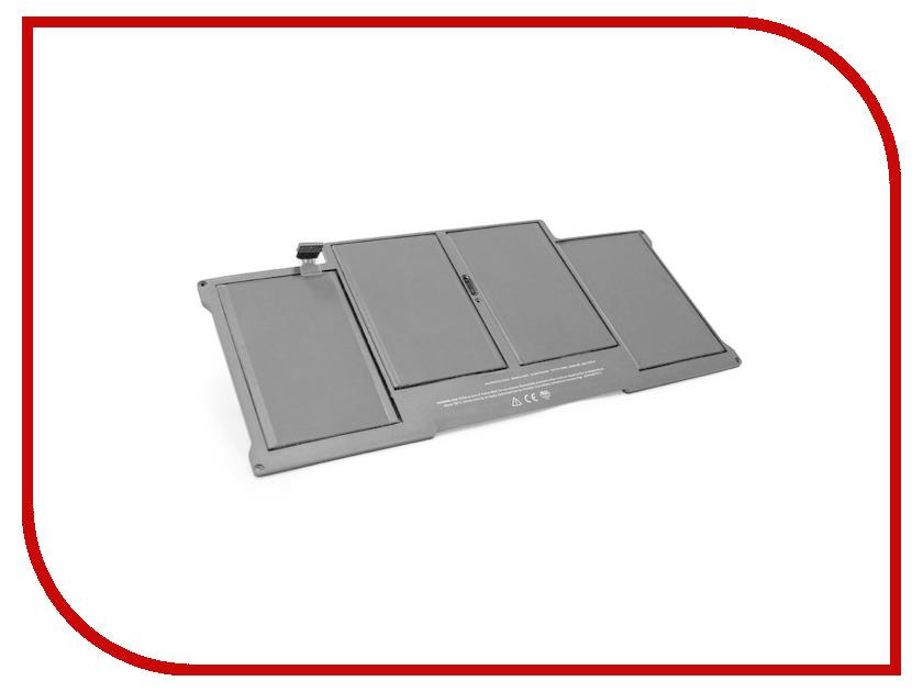 Аккумулятор TopON TOP-AP1369 / A1377 6700mAh Black - усиленный! for MacBook Pro 13 Series