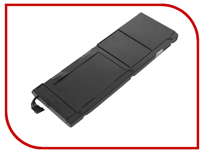 Аксессуар TopON TOP-AP1309 13000mAh Black - усиленный! for MacBook Pro 17 Aluminum Unibody Series