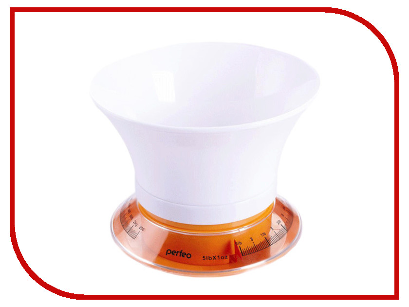 Весы Perfeo KCU-28 Orange