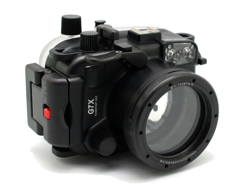 Аквабокс Meikon G7x для Canon G7x