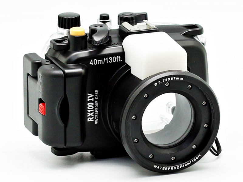 Аквабокс Meikon RX-100 IV для Sony RX-100 IV