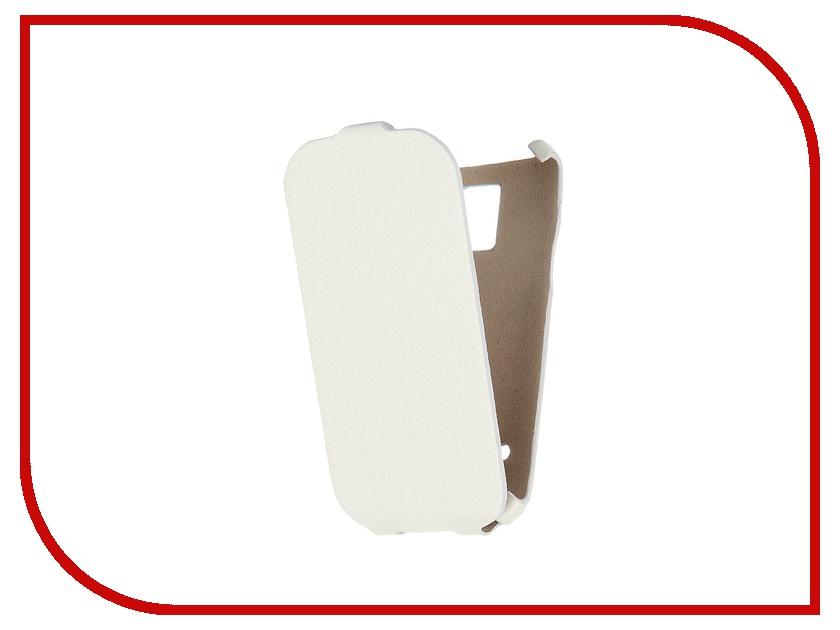 ��������� ����� Samsung Galaxy S5 mini SM-G800F Mariso Ultra Slim White MUSSAMG800