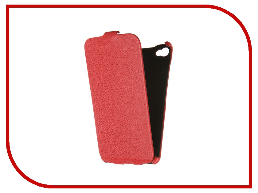 Аксессуар Чехол Lenovo S90 Mariso Ultra Slim Red MUSLENS90<br>