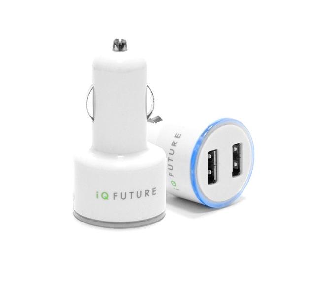 Аксессуар iQFuture USB-microUSB IQ-DCC01/W