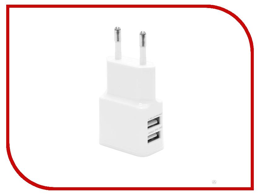 Зарядное устройство iQFuture IQ-DAC01 White сетевое