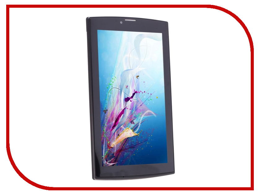Планшет DEXP Ursus 7MV4 3G Black 0807193 (Spreadtrum 5735 1.2 GHz/1024Mb/8Gb/Wi-Fi/3G/Bluetooth/GPS/Cam/7.0/1024x600/Android) внешний аккумулятор dexp jazz 26 black