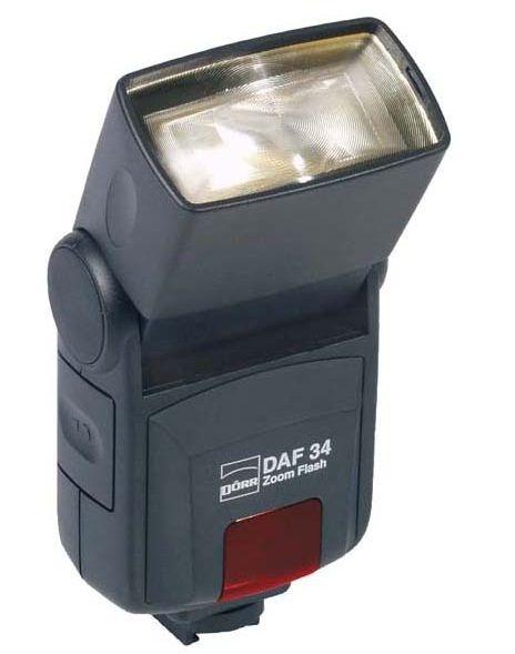 Аксессуар Doerr D-AF-34 Zoom Flash Nikon (D370908)