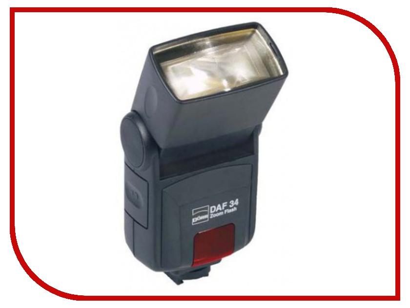 Вспышка Doerr D-AF-34 Zoom Flash Pentax / Samsung (D370904)