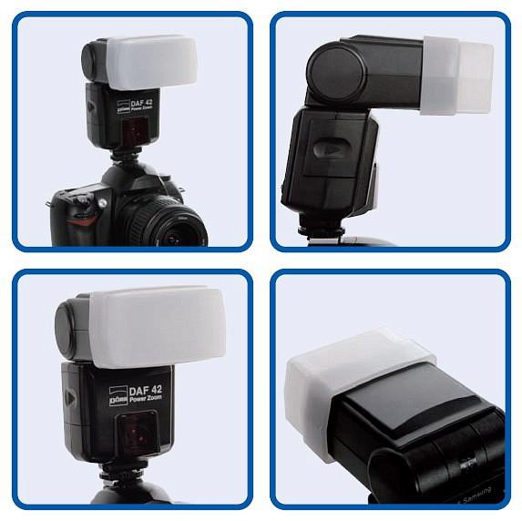 Рассеиватель для вспышки Doerr Omnibounce Diffusor M f/60x40 (D371141) пропиточный состав diffusor pib