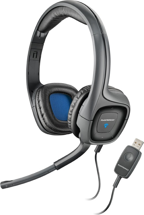 Наушники Plantronics .Audio 655 DSP
