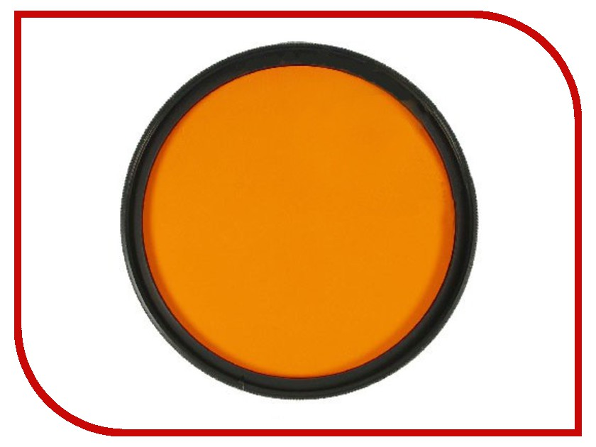 Светофильтр B+W 040M YELLOW ORANGE 77mm (15530)<br>