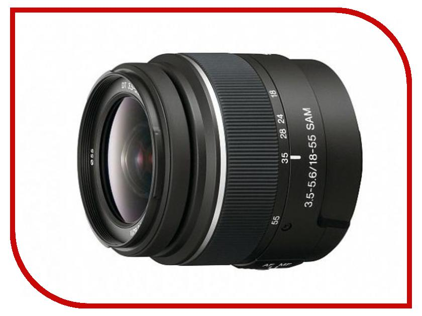 Объектив Sony SAL-1855 18-55 mm F/3.5-5.6 DT SAM*