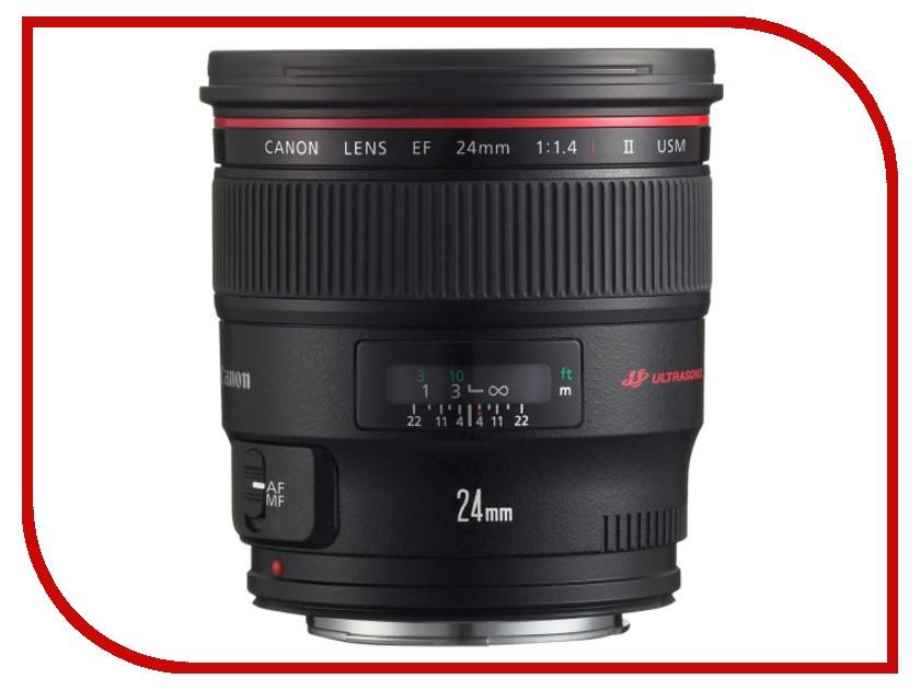 Объектив Canon EF 24mm f/1.4L II USM<br>