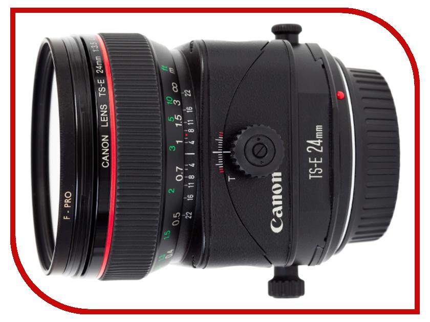 Объектив Canon TS-E 24 mm f/3.5 L II