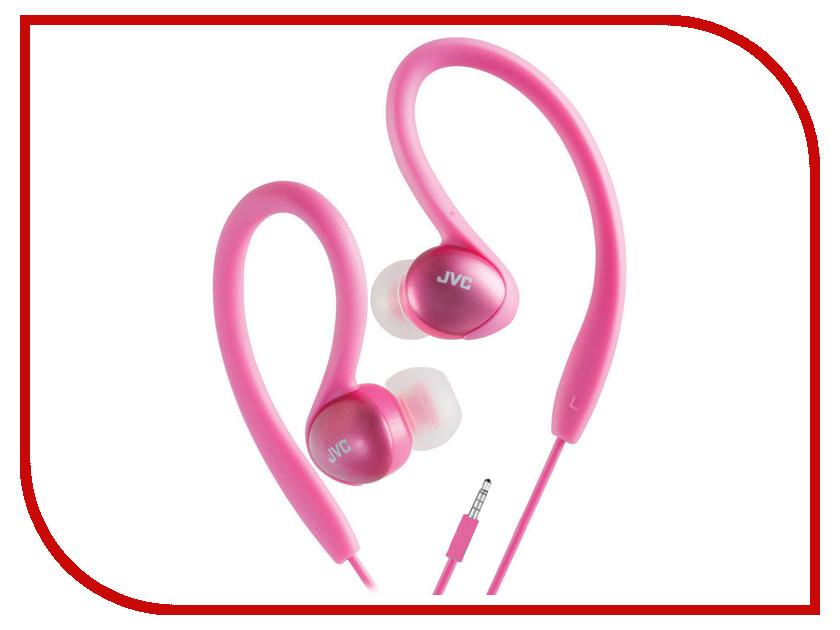 Наушники JVC HA-EBX5-PN Pink<br>
