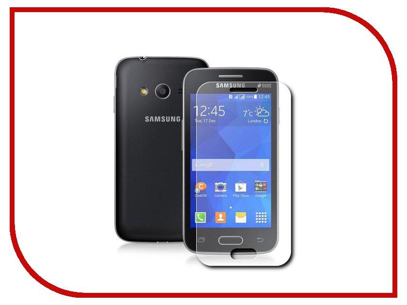 все цены на Аксессуар Закаленное стекло Samsung G313 Galaxy Ace 4 DF sSteel-31 онлайн