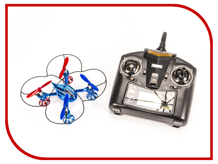 Квадрокоптер WLToys Mini Quadcopter V252 WLT-V252 В ассортименте<br>