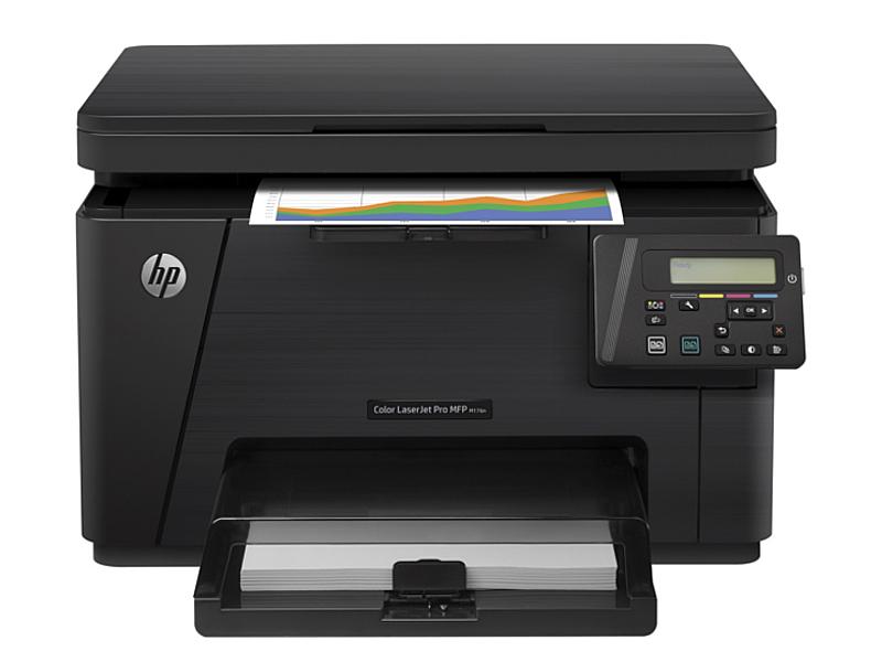 МФУ HP Color LaserJet Pro M176n CF547A