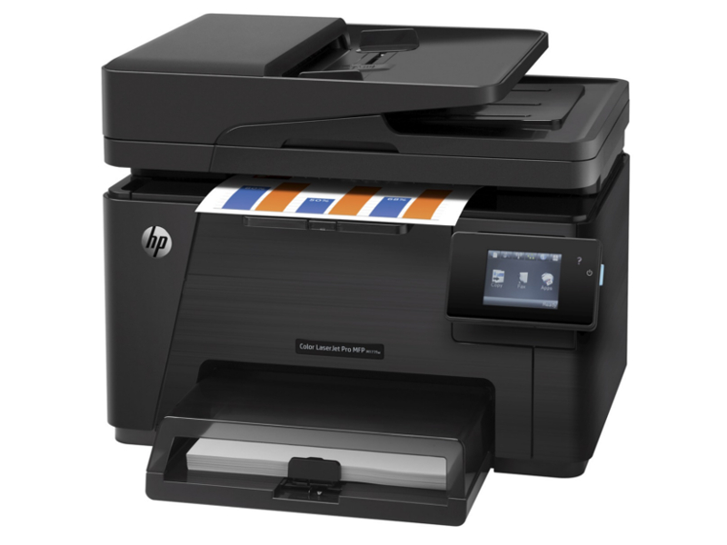 МФУ HP Color LaserJet Pro M177fw CZ165A