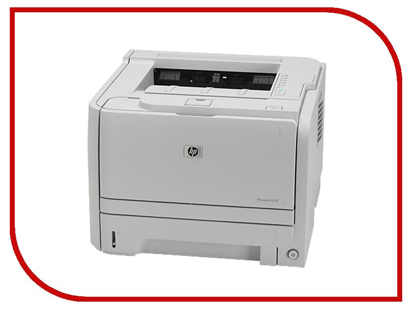 Принтер HP LaserJet P2035 CE461A hewlett packard hp лазерный мфу печать копирование сканирование