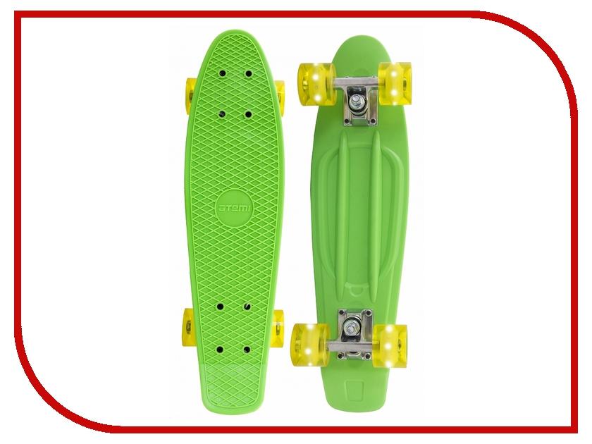 Скейт Atemi Penny Board APB-1.15 Green как купить авто в apb