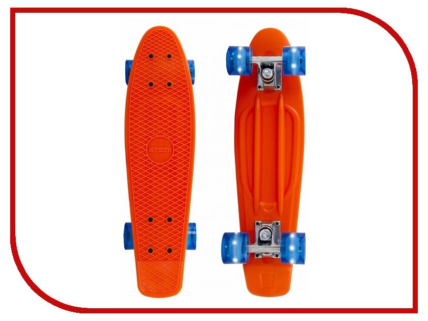 Скейт Atemi Penny Board APB-3.15 Orange как купить авто в apb
