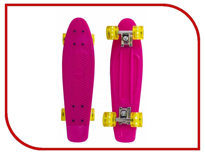 Скейт Atemi Penny Board APB-4.15 Pink как купить авто в apb