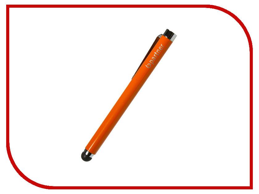 Стилус Partner универсальный 5 емкостной Orange ПР029747<br>
