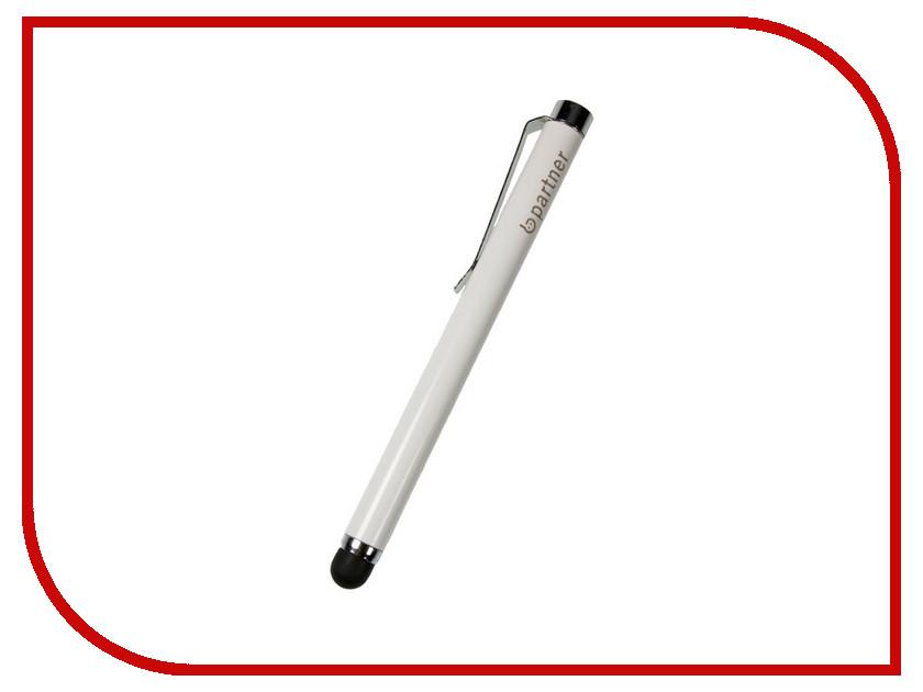 Стилус Partner универсальный 5 емкостной White ПР029743