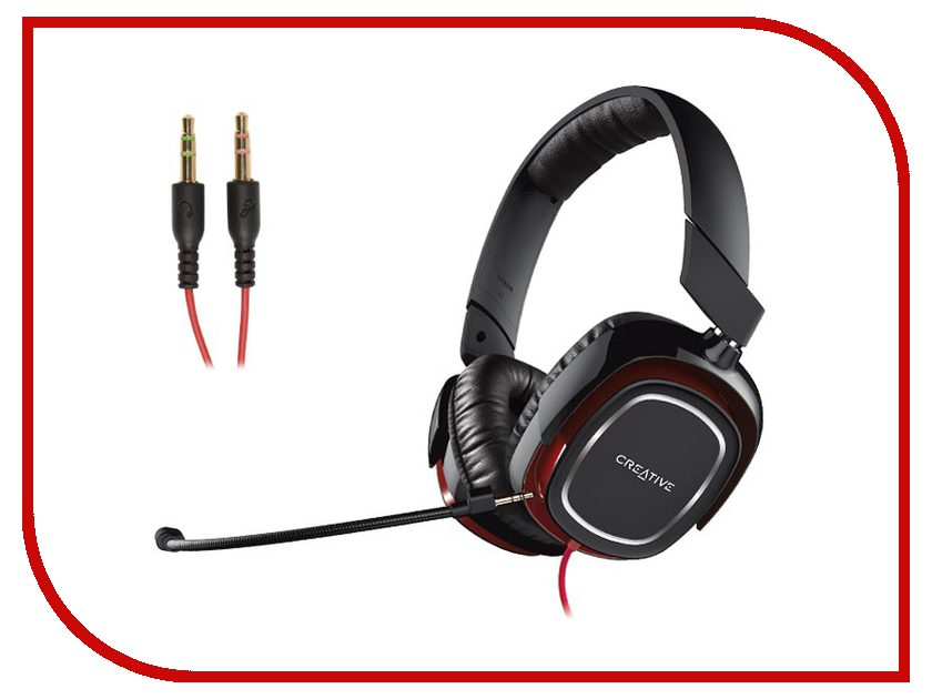 Гарнитура Creative HS-930i2 для iPod/iPhone/iPad 51EF0550AA001