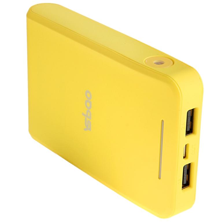 Аккумулятор YSbao YSB-S5 11200 mAh Yellow SBS8800MAH 39114