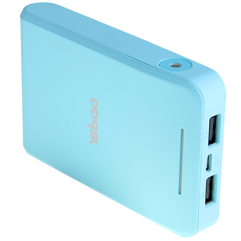 Аккумулятор YSbao YSB-S5 11200 mAh Sky-Blue SBS8800MAH 39115