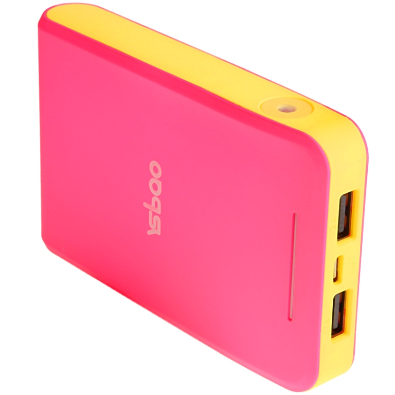Аккумулятор YSbao YSB-S5 11200 mAh Rose-Yellow SBS8800MAH 39108