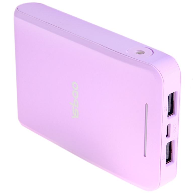 Аккумулятор YSbao YSB-S5 11200 mAh Purple SBS8800MAH 39116