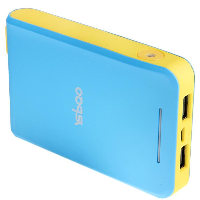 Аккумулятор YSbao YSB-S5 11200 mAh Blue SBS8800MAH 39109