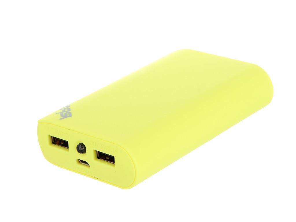 Аккумулятор YSbao YSB-M2 7200 mAh Yellow SBS6600MAH 39958