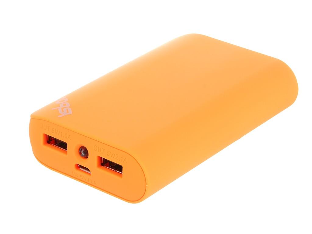 Аккумулятор YSbao YSB-M2 7200 mAh Orange SBS6600MAH 39962
