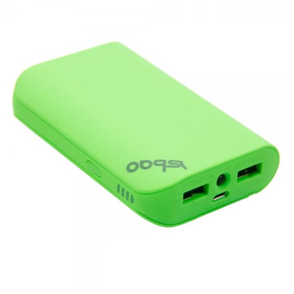 Аккумулятор YSbao YSB-M2 7200 mAh Green SBS6600MAH 39956