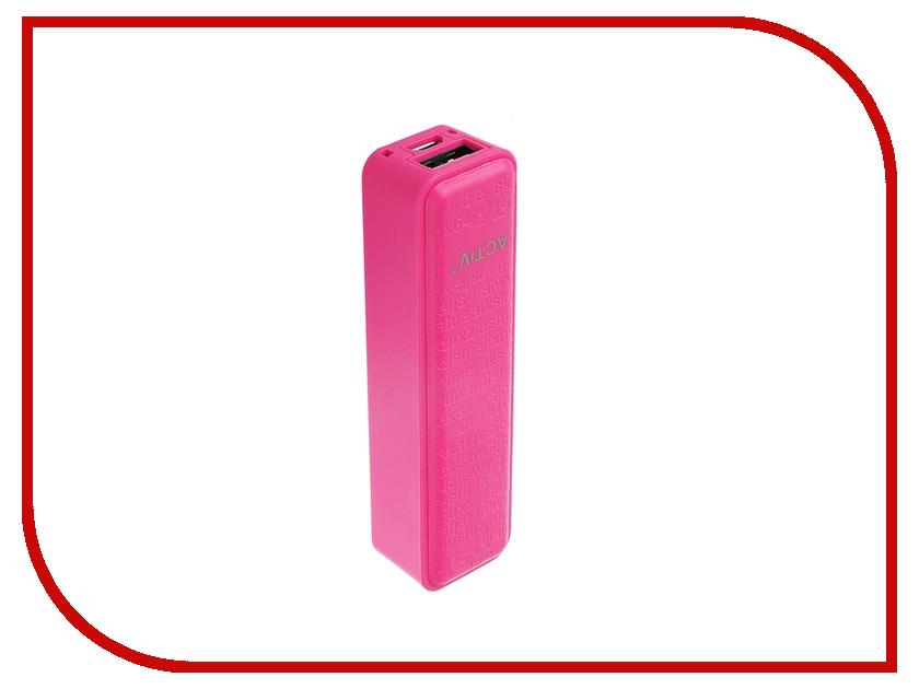 Аккумулятор Activ PowerLife 2600 mAh 2600-03 Pink 50393