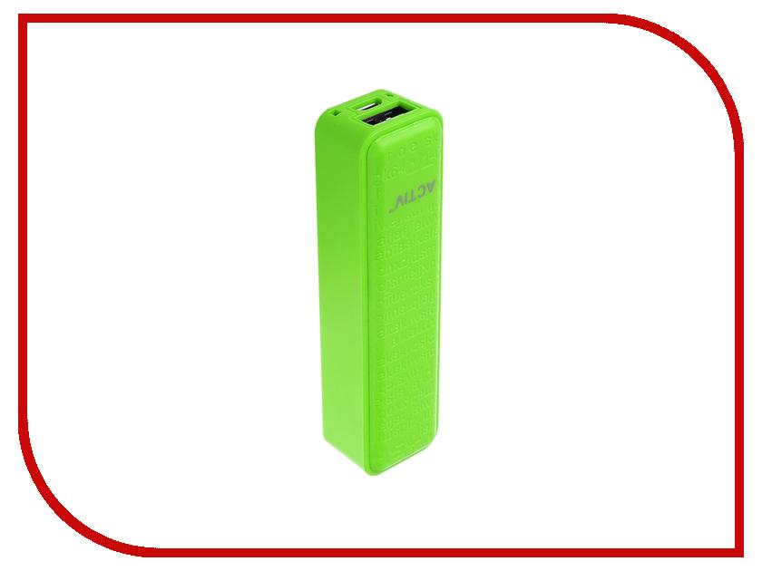 Аккумулятор Activ PowerLife 2600 mAh 2600-03 Green 48248