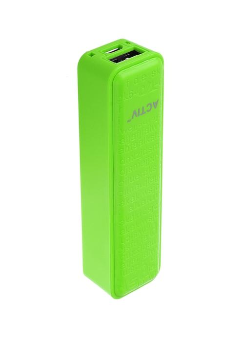 Аккумулятор Activ PowerLife 2600 mAh 2600-03 Green 48248<br>