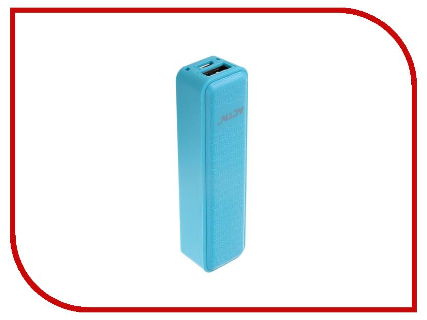 Аккумулятор Activ PowerLife 2600 mAh 2600-03 Blue 48247