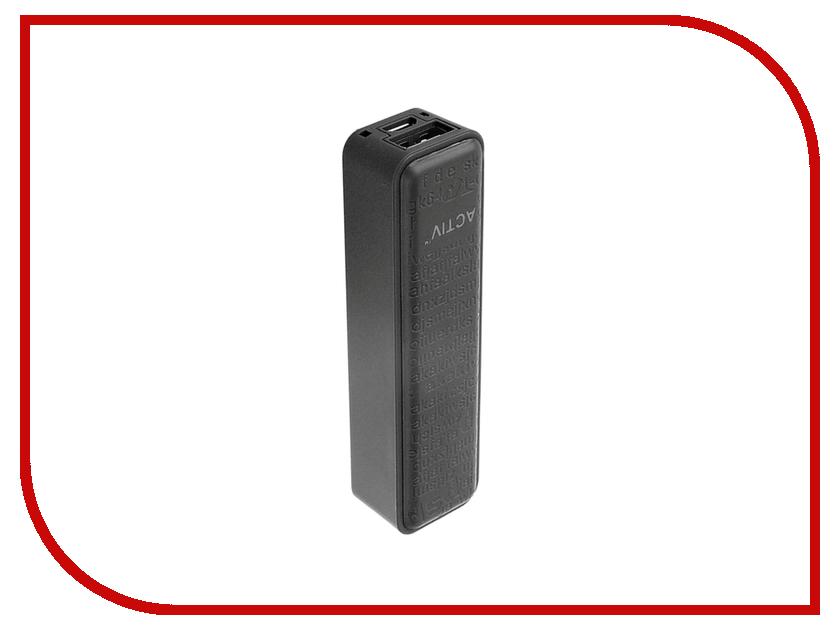 Аккумулятор Activ PowerLife 2600 mAh 2600-03 Black 48246