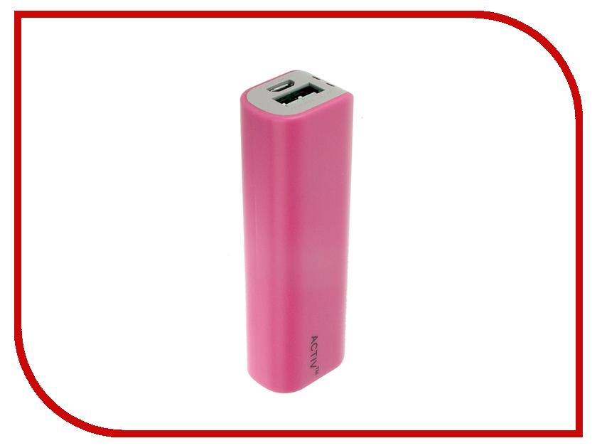 Аккумулятор Activ PowerLife 2600 mAh 2600-02 Pink 48231
