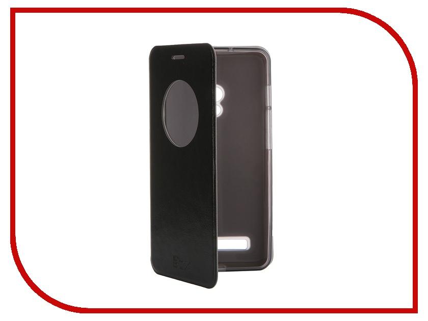 ��������� ����� ASUS ZenFone 5 SkinBox Lux AW Black T-S-AZF5-004