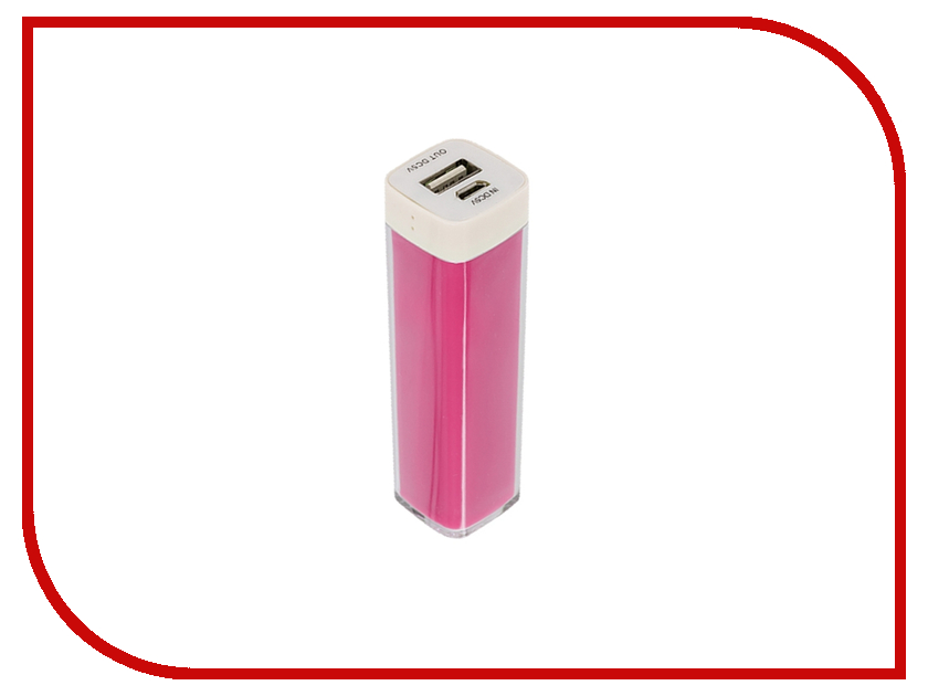 Аккумулятор Activ PowerLife 2600 mAh 2600-01 Rose 48243<br>