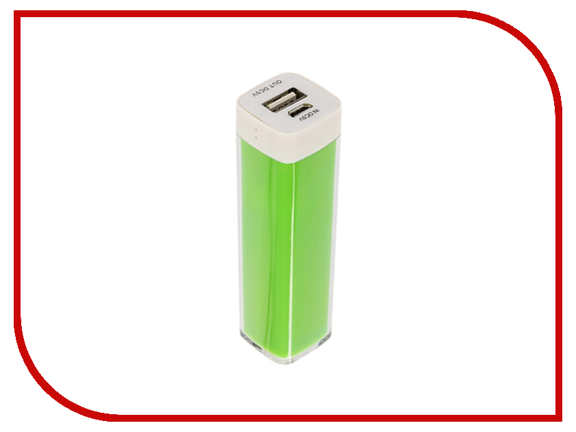 Аккумулятор Activ PowerLife 2600 mAh 2600-01 Green 48239<br>