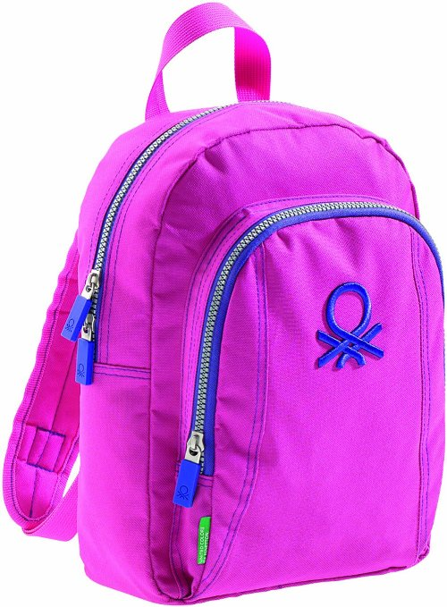 Рюкзак Benetton Backpack Fuchsia<br>